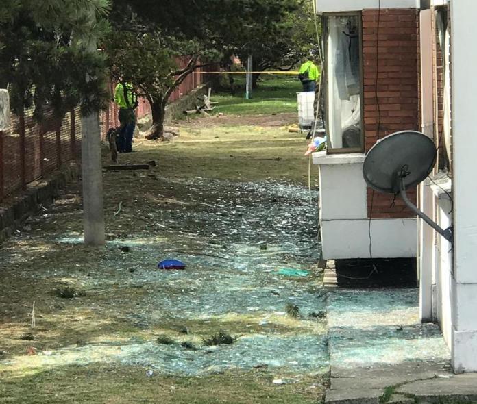 Bogotá bombing