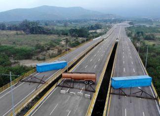 Venezuela Colombia Humanitarian Aid