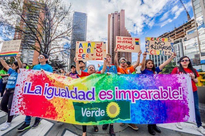 Pride, Pride Bogotá
