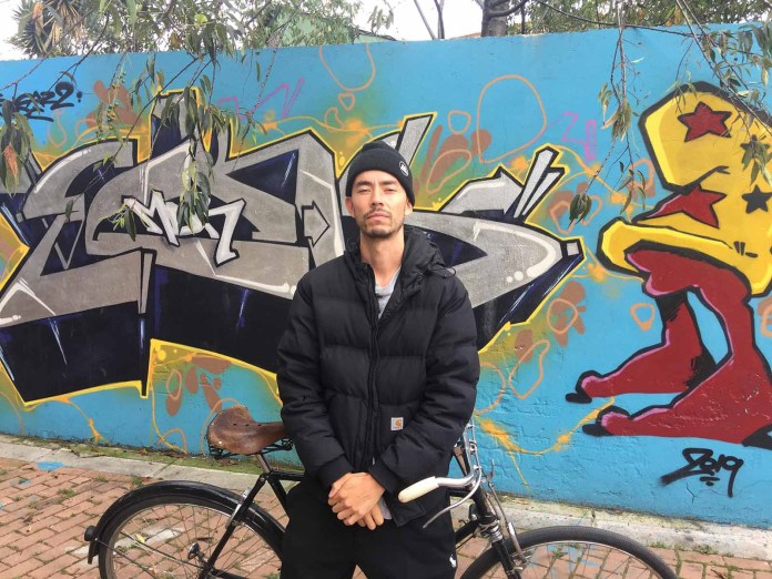 "Ecks says that times are ""tougher"" for new grafiteros now than when he started 20 years ago."