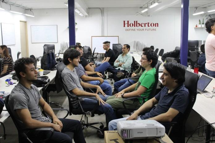 Holberton School Software Engineers Colombia