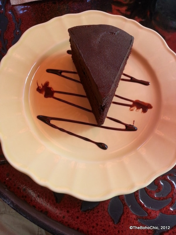 Chiang Mai's Best Homemade Chocolate Cake