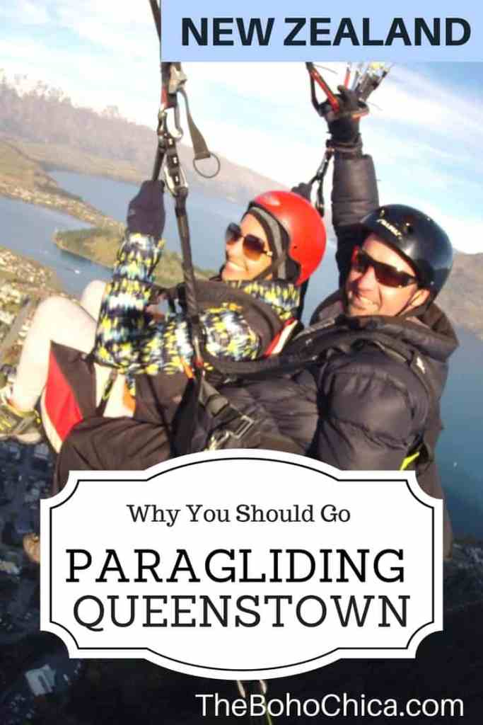 Like A Bird: Paragliding Queenstown New Zealand