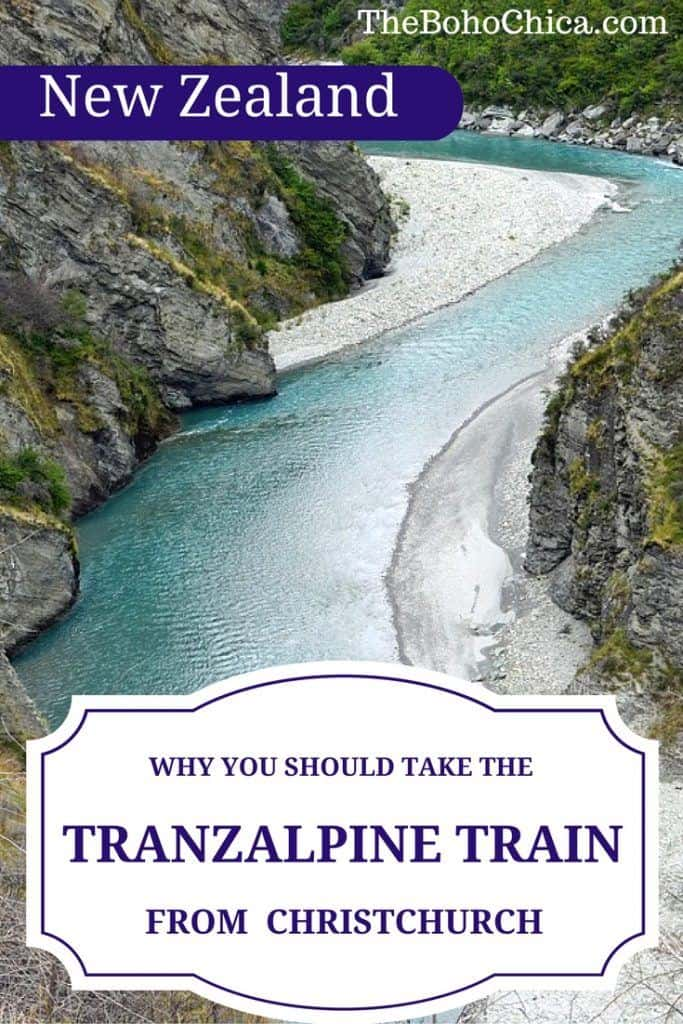 Take the TranzAlpine train on a scenic journey between Christchurch & Greymouth on what is one of the world's most beautiful train journeys.