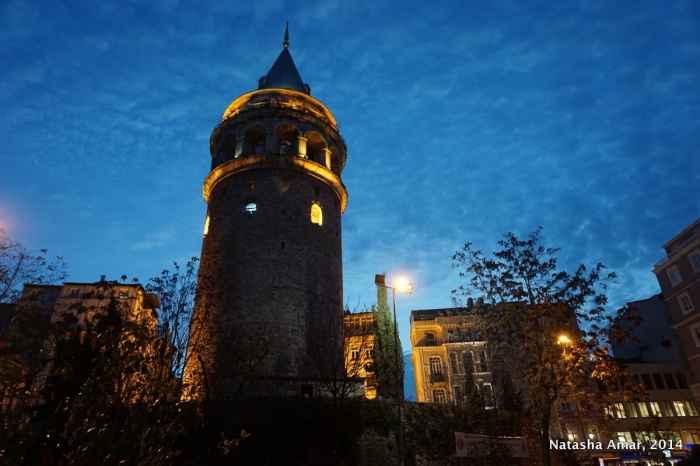 Galata Tower First Impressions: Istanbul & Istiklal Street