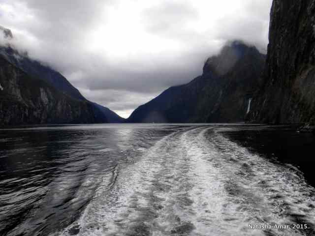 milford sound pictures