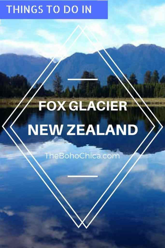 Things To Do in Fox Glacier New Zealand, from glacier hiking to helicopter rides and heli-hikes, here's why this was one of my favorite spots on the South Island on my New Zealand honeymoon.
