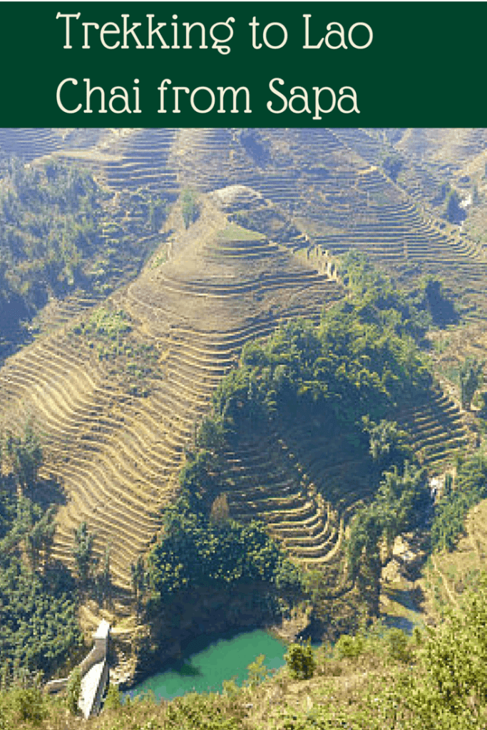 Trekking to Lao Chai from Sapa