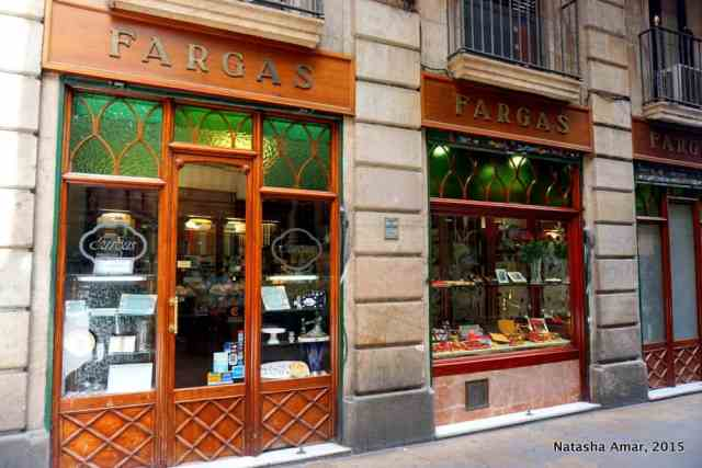 Barcelona City of Chocolate