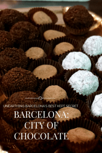 BCN CITY OF CHOCOLATE
