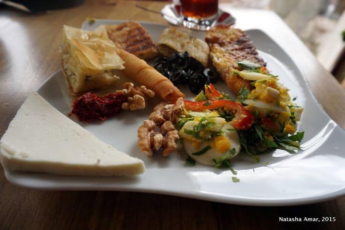 Favorite food experiences in turkey