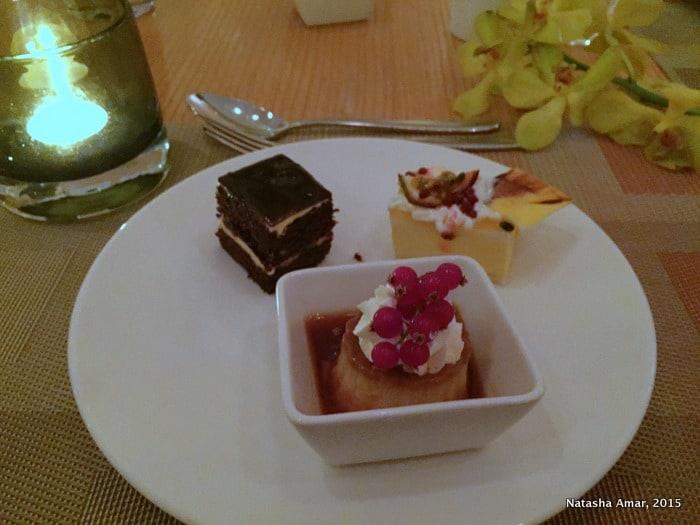 More dessert!- park rotana abu dhabi