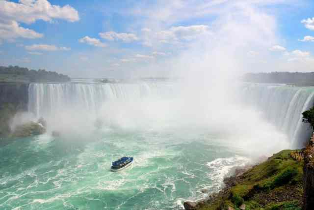 You'll be the first to know if I experience the Niagra Falls with Tinggly!
