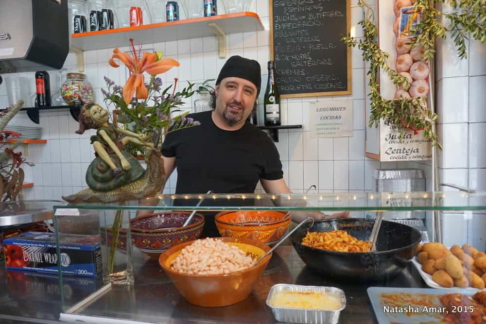 Tasting gr cia a walking food tour with devour barcelona - La botigueta ...