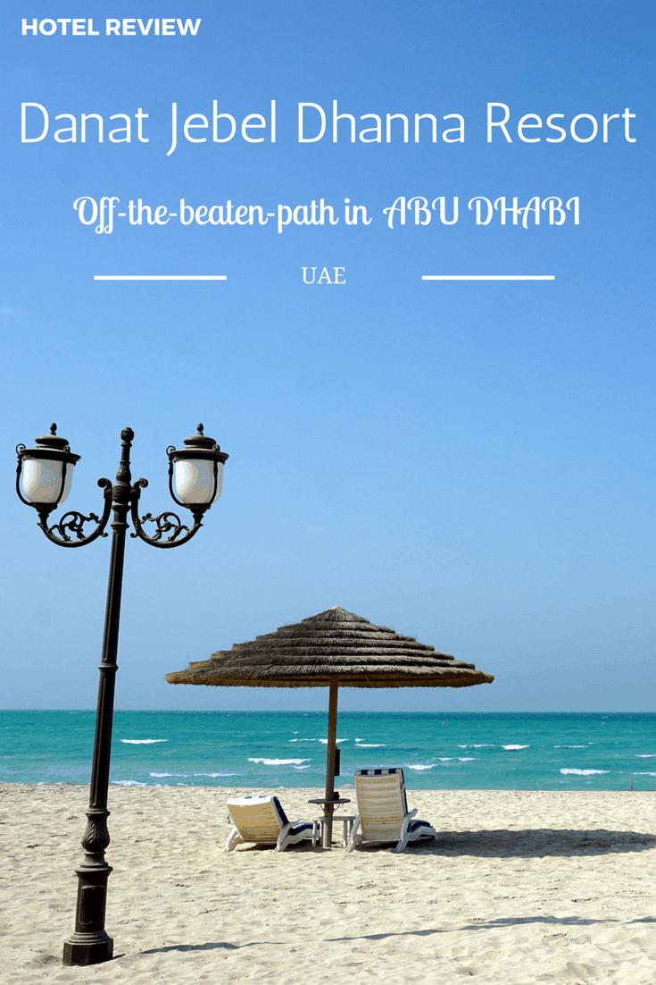 Hotel Danat Resort Jebel Dhanna