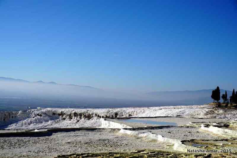 Pamukkale: Turkey's Famed Cotton Castle