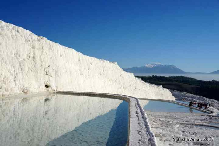 Pamukkale, Turkey's Famed Cotton Castle