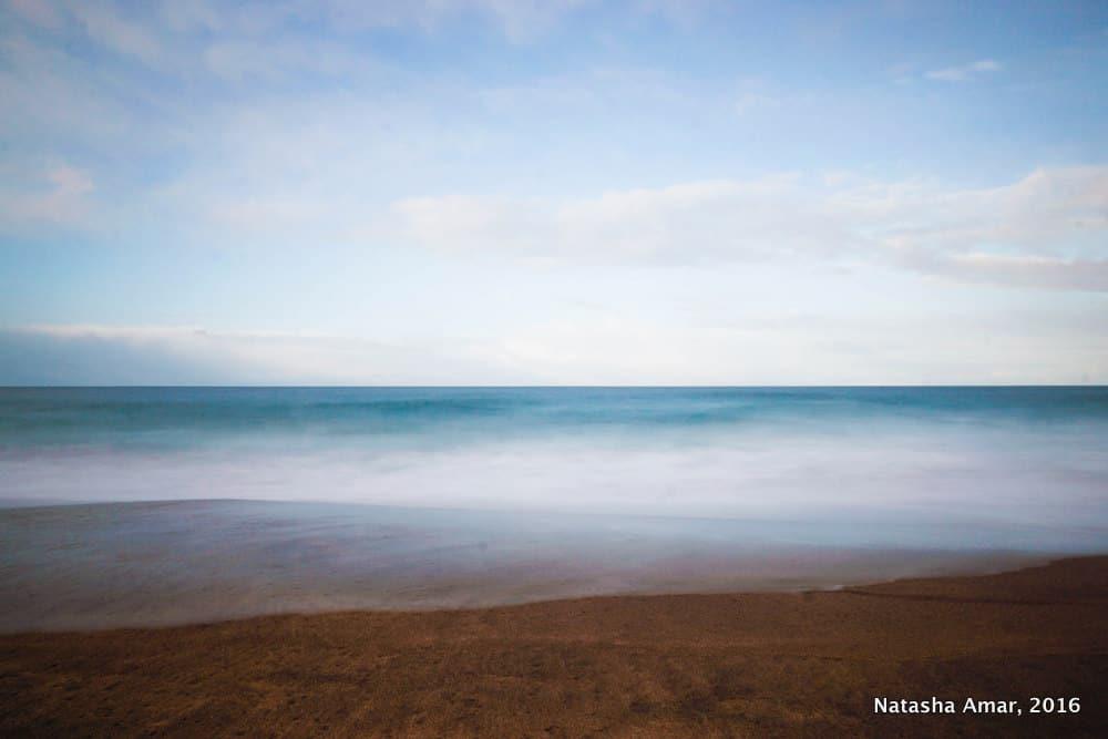 Skardsvik Golden Beach Snaefellsnes Peninsula