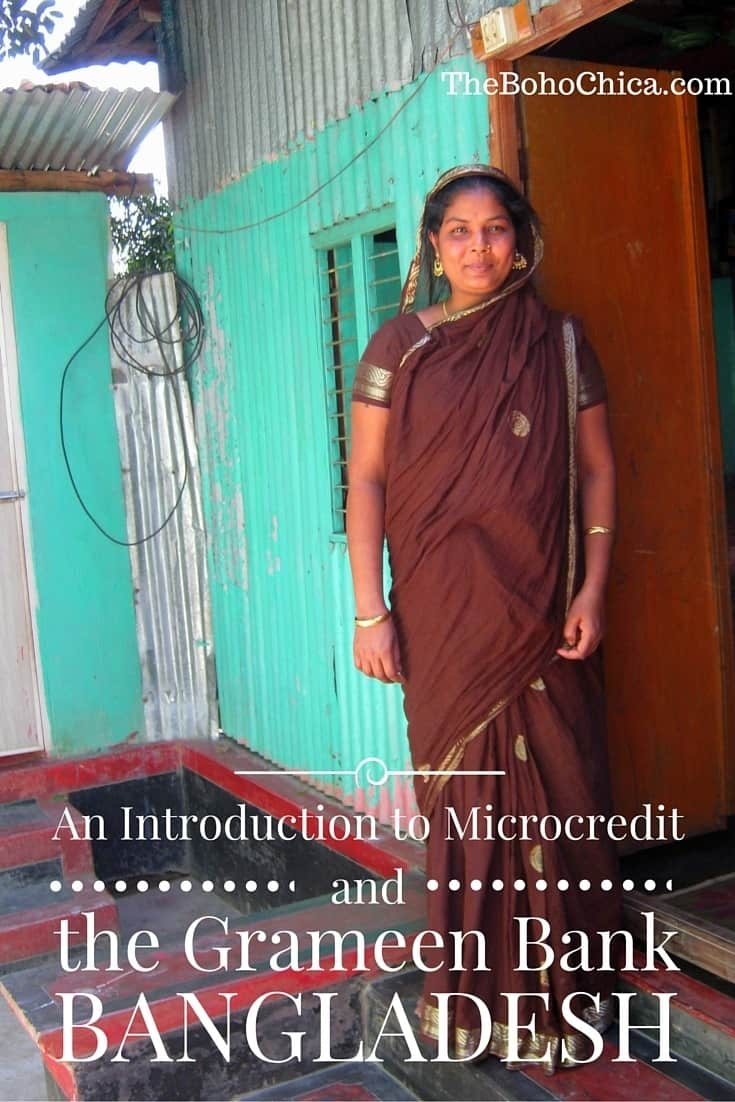 An Introduction to Microcredit and the Grameen Bank Bangladesh
