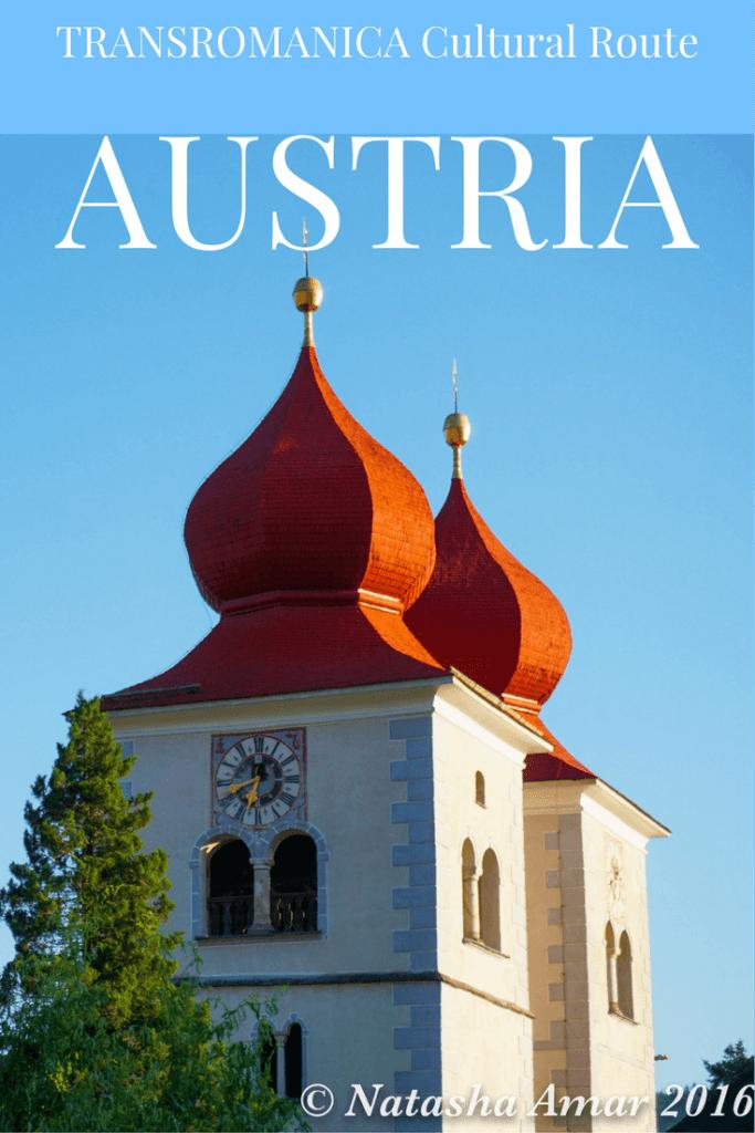 Austria: Medieval life along the Transromanica Cultural Route