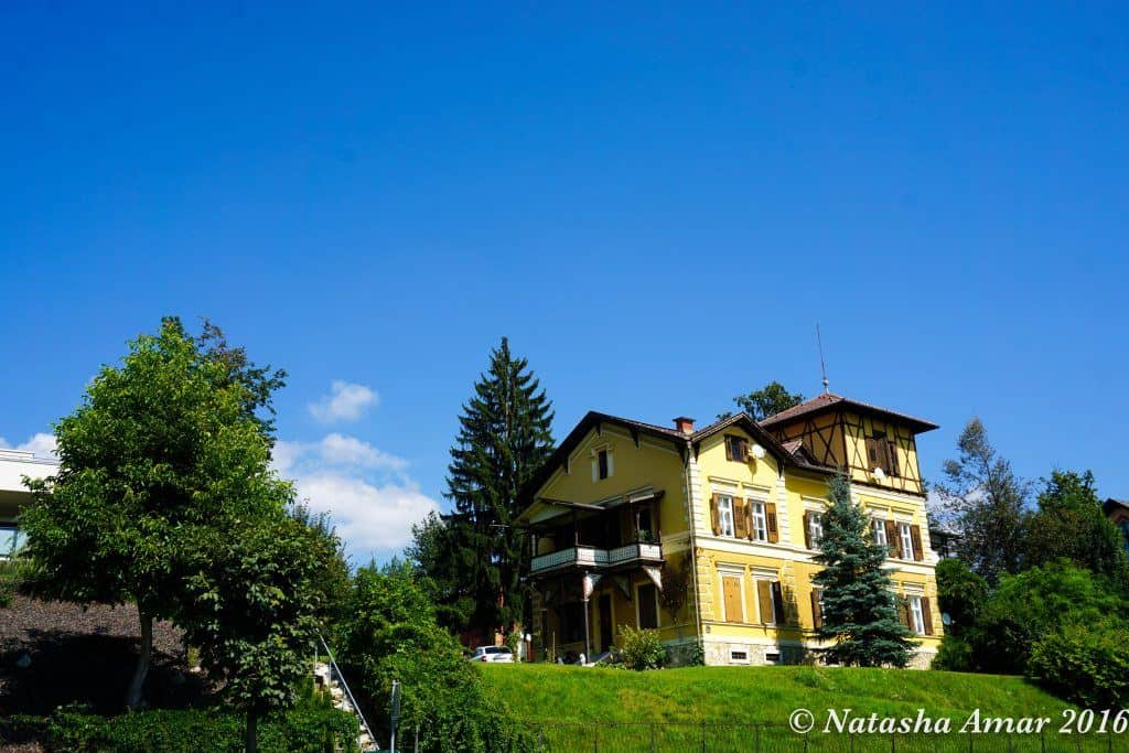 Velden-Transromanica Cultural Route of the Council of Europe