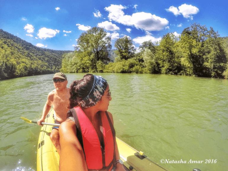 BIG BERRY Slovenia: Glamping by the River Kolpa