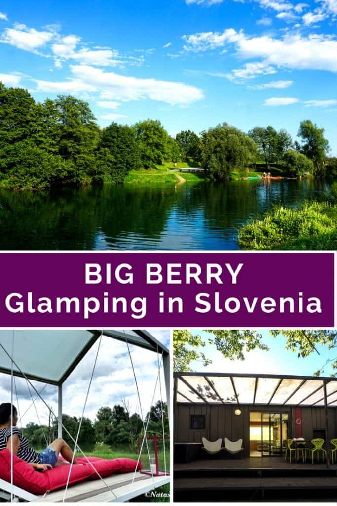 BIG BERRY Glamping in Slovenia