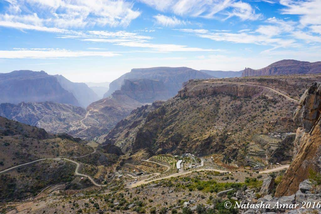 A hiking retreat in the mountains of Oman: Alila Jabal Akhdar