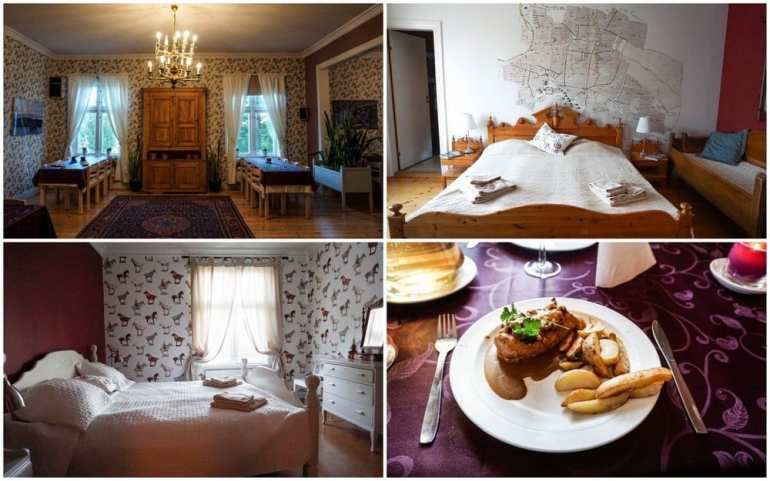 Skelleftea in Swedish Lapland: Stay at lantliv Lodge