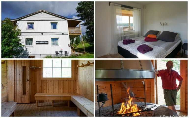 Skelleftea in Swedish Lapland: Stay in the heart of nature at Knutes Hotel