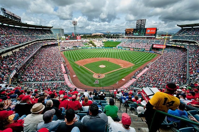 What to do in Anaheim Other Than Disneyland: Visit the Angels Stadium