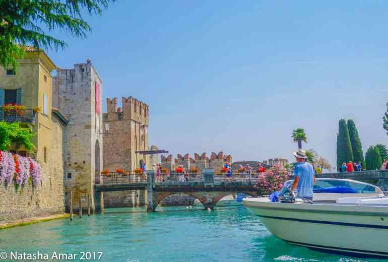 Lake Garda Holidays: Cool things to do in lake Garda on the perfect Italian lakeside trip of beautiful towns, medieval architecture, fantastic views, quality wines, and amazing food!