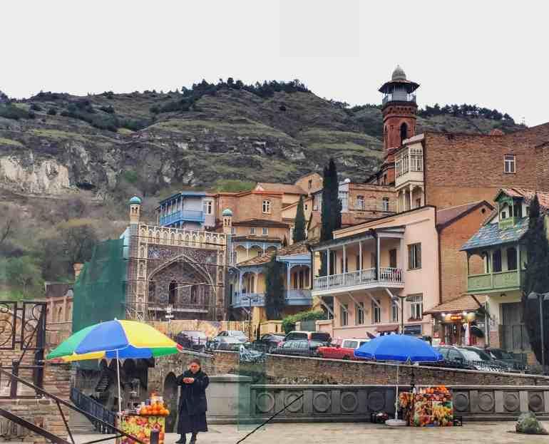 Tbilisi Travel Guide: Visit Abanotubani, Tbilisi Old Town