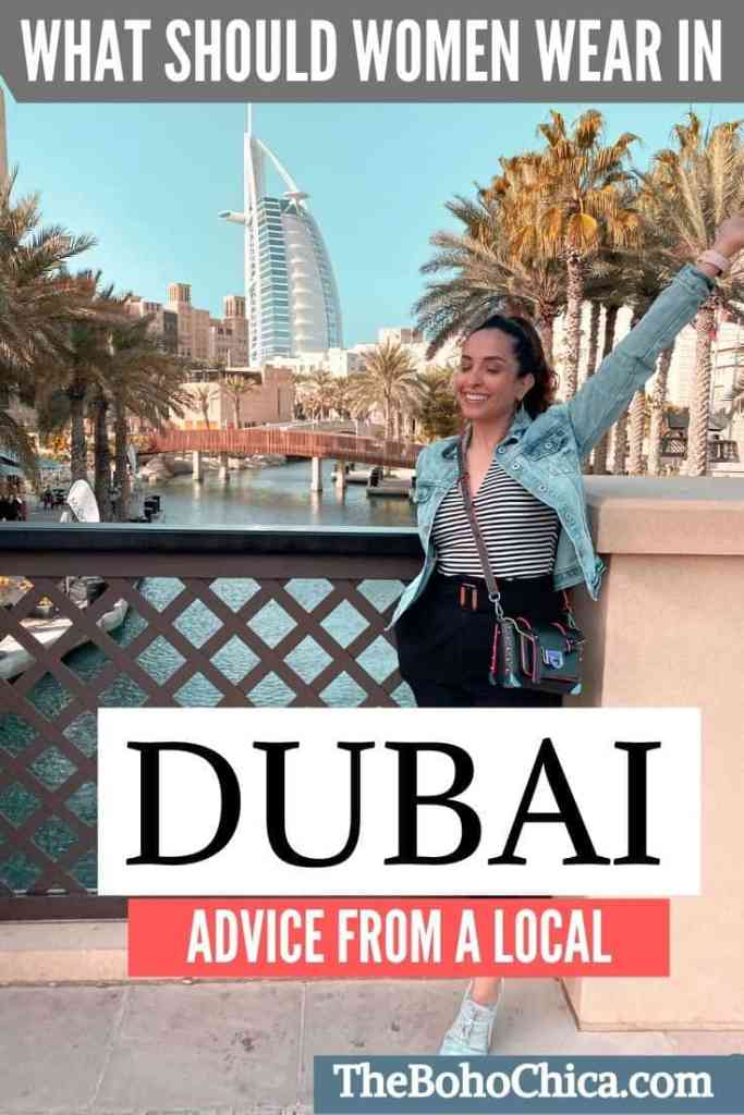 What To Wear in Dubai: The Dubai Dress Code as Explained by a Local