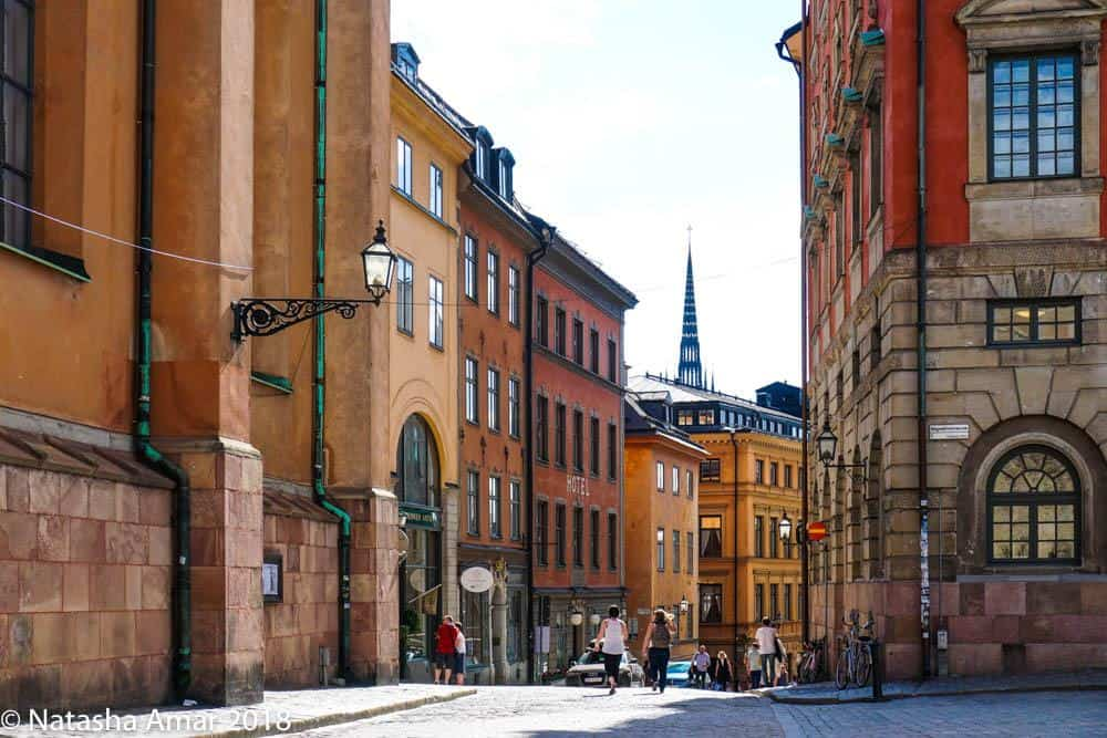 real Stockholm Is in any there women