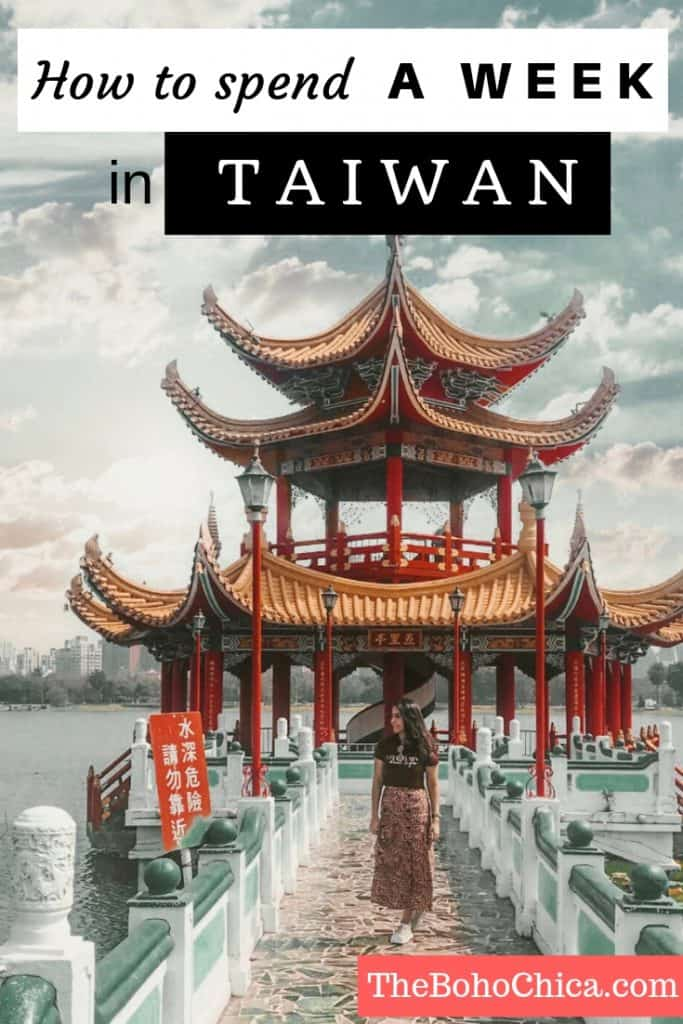 From national parks, cherry blossoms and indigenous culture to food & art in the cities, see the best of Taiwan in a week with this 8-day Taiwan itinerary. Here are the very best things to do and places to visit in Taiwan plus practical information to help you plan your trip. #Taiwan #Taiwantravel #timeforTaiwan #heartofAsia