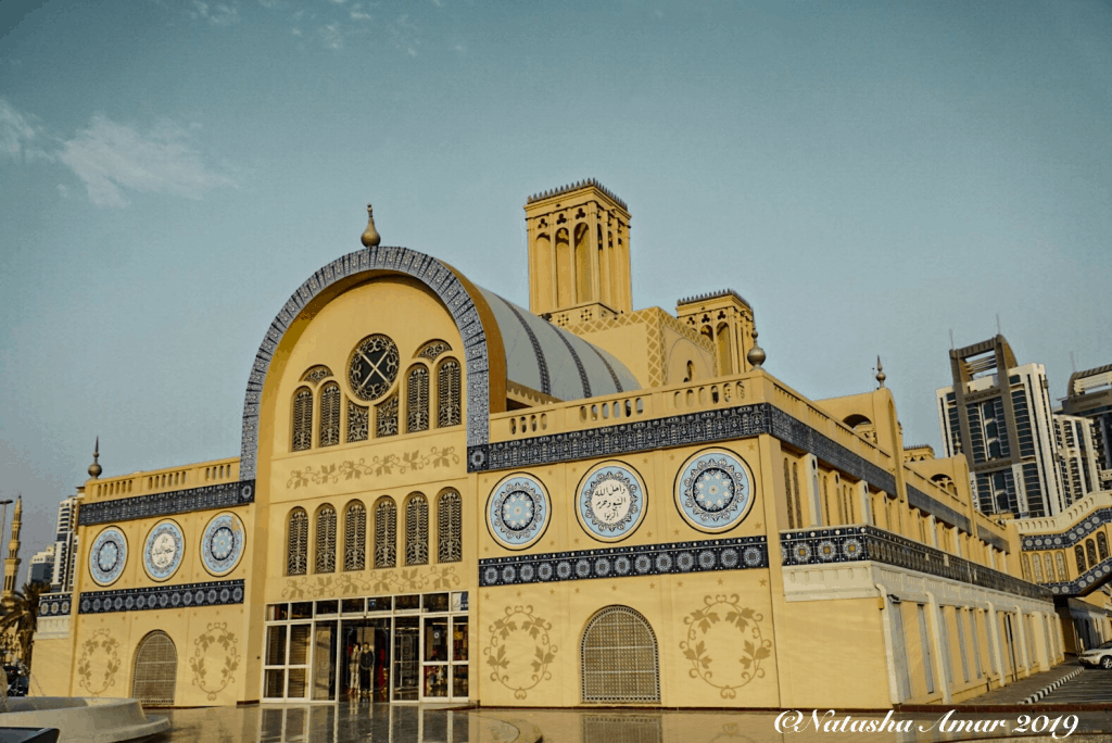 48 Hours in Sharjah: Central Souk