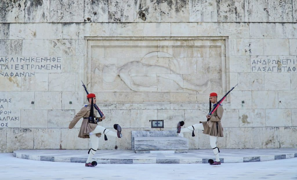 Changing of the Guards: The Perfect Athens Itinerary for Things to do over 3 days in Athens