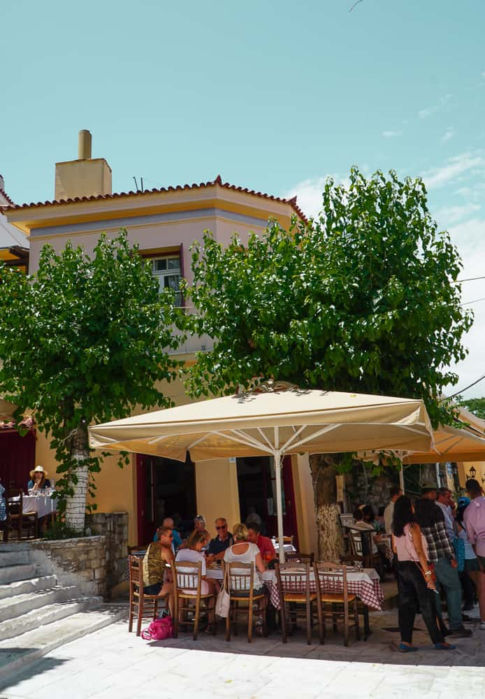 Psaras Taverna: The Perfect Athens Itinerary for Things to do over 3 days in Athens
