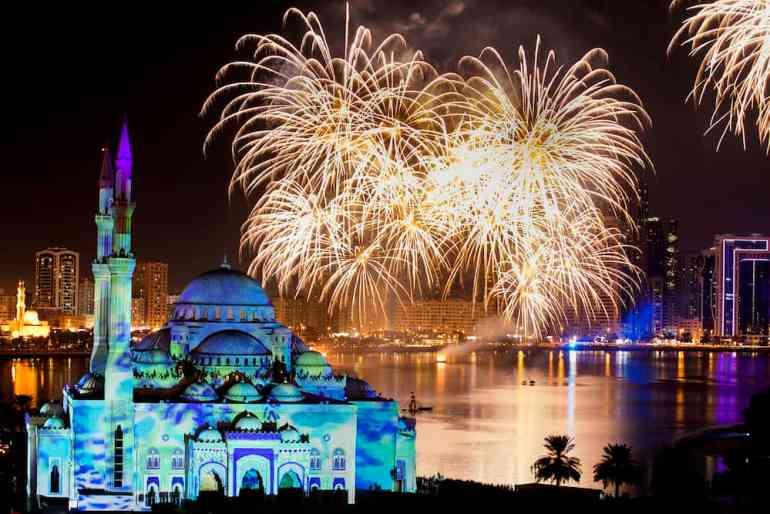 Sharjah World Book Capital 2019: Sharjah Light Festival
