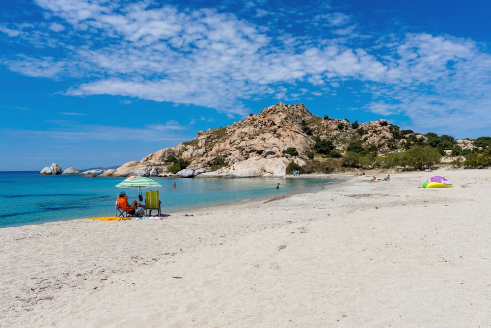 Mikri Vigla Enjoy a slice of island paradise on the best Naxos beaches in the popular Cyclades islands in Greece. From sandy beaches with crystal waters and secret coves for privacy, these are the best beaches in Naxos.