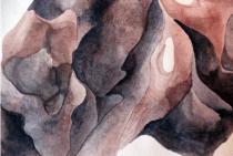 "Paloma Salas   Detail of ""Fruits"""