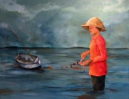 Marysia Schultz | Silently Reeling