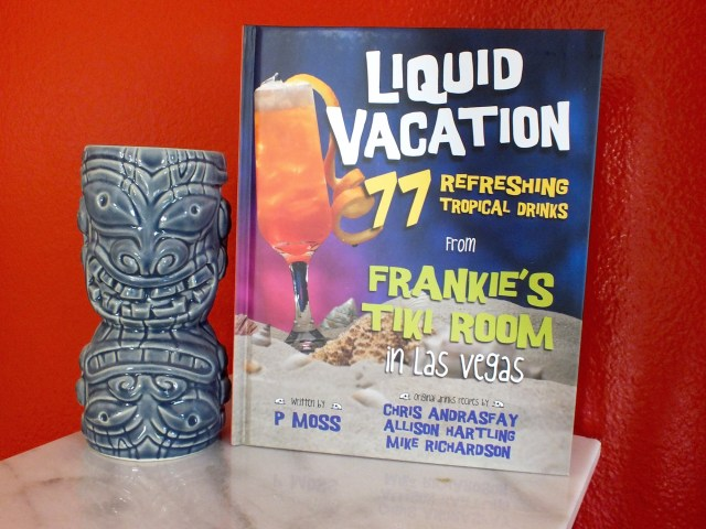 Liquid Vacation Book Cover