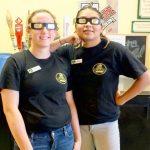 Modeling the Idaho Pizza Company's Solar Eclipse Glasses
