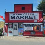 Mann Creek Market is ready for the solar eclipse 2017