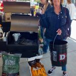 Checking out Traeger Smokers from D&B Supply