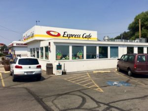Express Cafe in Meridian