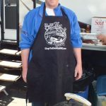He's studied with one of the masters of BBQ, Harry Soo