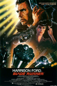 Blade Runner Theatrical poster